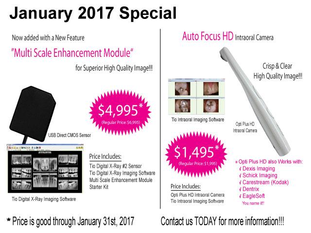 January Promotion 2017